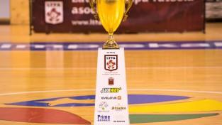 Latvijas kausa izcīņā telpu futbolā startēs 27 komandas