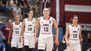 Pirms Pasaules kausa dāmu izlase Rīgā aizvadīs sešas pārbaudes spēles
