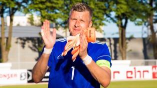 Latvijas vārtsargu leģenda Vaņins beidz karjeru un Sionā atgriežas kā treneris