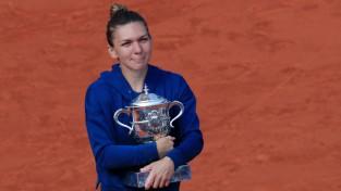 """Halepai trešā reize Parīzē laimīga, beidzot kļūstot par """"Grand Slam"""" čempioni"""