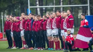 Latvijas regbija izlase Norvēģijā pieliks punktu ciklam