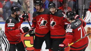Čehi nespēj izmantot iespējas, Kanādai ceturtais fināls piecu gadu laikā