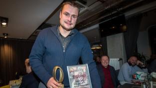 Streikišs un Čigaka atzīti par gada labākajiem Latvijas regbistiem