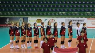 Latvijas volejbolistes kvalificējas Eiropas U-17 čempionāta otrajai kārtai