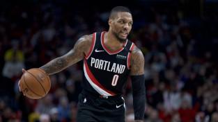"""Lilardam 61 punkts, Hārdenam 1/17 no tālās distances, """"Lakers"""" izgāžas Bostonā"""