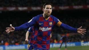 """Atkal parādās runas par saspīlējumu Mesi un """"Barcelona"""" vadības attiecībās"""
