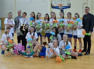 VEF LJBL finālturnīri: U16 grupā uzvar Daugavpils meitenes