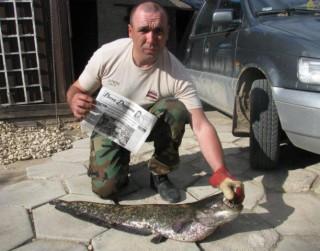 Daugavas samu un zušu profesionālis