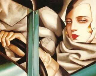 """Trīs lekciju cikls """"Sievietes mākslā"""": Brīvība un vienlīdzība. Sievietes tēls 20. gadsimta mākslā Mākslas zinātnieces Dr. art. SVETLANAS JERŠOVAS lekcija (Krievija)"""