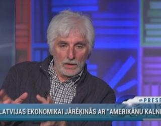 Video: Borovkovs: Mums ir valsts, kura ir tendēta uz <i>slaukšanu</i>