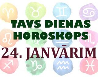 Tavs dienas horoskops 24. janvārim