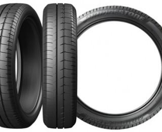"""Bridgestone piedāvājumā lielākas un šaurākas konceptriepas-  """"Large & Narrow Concept Tyre"""" Jauns degvielas ietaupījuma, efektivitātes un drošības līmenis"""