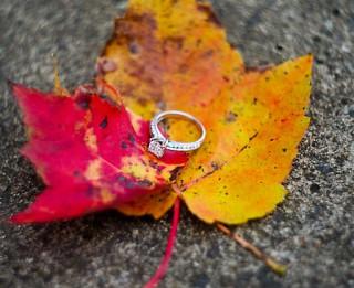 Romantiskais rudens- mīlestības laiks
