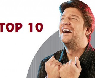 Jubilāru suminot. Ingus Pētersona labāko dziesmu TOP10