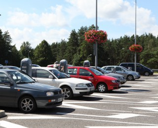 No 1.aprīļa Jūrmalā ir spēkā iebraukšanas maksa