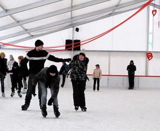 Ziemas aktīvās atpūtas iespējas Rīgā