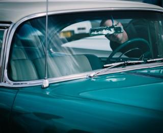 Vai ar bojātu vējstiklu var iziet tehnisko apskati?