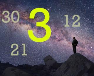 Numeroloģiskais raksturojums 21.,30., 12., 3. datumos dzimušajiem