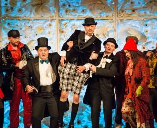 M.Čehova Rīgas Krievu teātra diena Kalnciema kvartālā 18. maijā