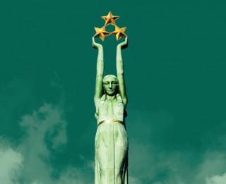 Brīvības pieminekļa izgaismošanas fonds paraksta sadarbības līgumu ar  Rīgas pieminekļu aģentūru un Nacionālo kultūras mantojuma pārvaldi