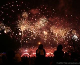 Aicina iedzīvotājus vērot valsts svētku uguņošanas priekšnesumu - informācija pasākuma apmeklētājiem