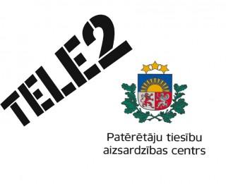 PTAC un TELE2 vaino viens otru likumu pārkāpumos