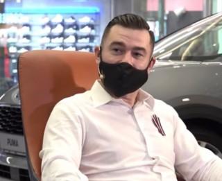 """Video: Masaļskis: """"Visu Latvijas sportistu pienākums ir spēlēt izlasē"""""""