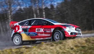 Foto: Nitišs aizvada testus ar šīs sezonas jauno automašīnu