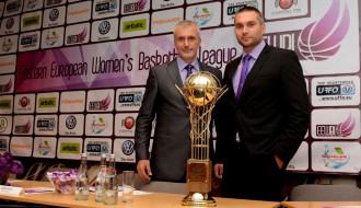 Foto: Austrumeiropas sieviešu basketbola līga atklāta