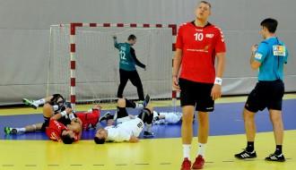 Video: Latvijas handbola izlase apspēlē slovākus