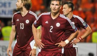 PK izloze: Latvija, visticamāk, būs zemākā grozā nekā Fēru salas