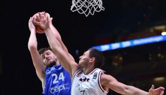 """Blūms: """"Olimpiskā kvalifikācija – liels solis Latvijas izlasei"""""""