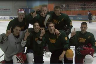 Sportacentrs.com minihokeja 3.posmā uzvar Dzērvenes un Bauska, M.Redliha komanda- astotā