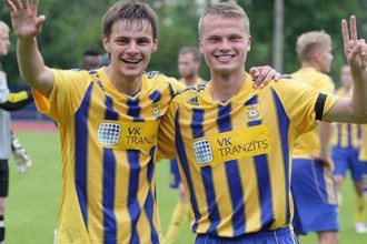 1. lga: &quot;Ventspils-2&quot; sagrauj &quot;Liepjas metalurgu-2&quot; ar 5:0