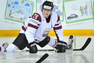"""""""IceCaps"""" nosūta Freibergu atpakaļ uz ECHL"""