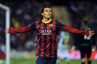 """""""Valencia"""" tiek tālāk ar dramatisku 4:4, Barselonai summā 12:1"""