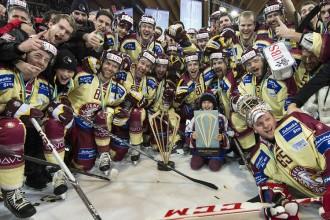 Špenglera kausa 88. izcīņā piedalīsies arī trīs KHL klubi