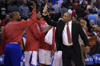 """""""Clippers"""" pagarina sadarbību ar Doku Riversu"""