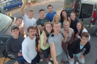 """""""Salaspils FK"""" piekāpjas divām spēcīgām ASV komandām"""