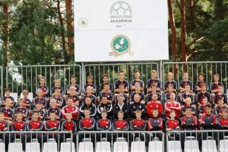 LMT Futbola akadēmijas talantu skatē Staicelē otro reizi pulcējās U-13 futbolisti un talantīgākie vārtsargi
