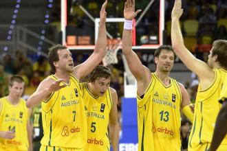 Austrālija sagādā Lietuvai pirmo zaudējumu, Slovēnijai trešā uzvara