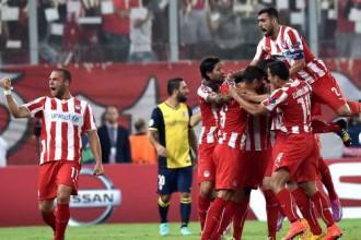 "A grupa: ""Atletico"" fiasko Grieķijā, Tevess pārtrauc sausuma periodu"