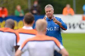 Hidinks nosauc Nīderlandes sastāvu spēlei pret Latviju
