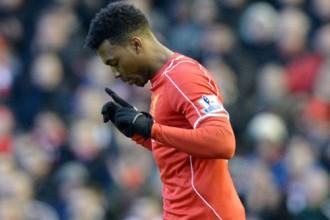 """Staridžs atgriežas ar gūtajiem vārtiem """"Liverpool"""" uzvarā"""