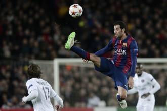 """""""Barcelona"""" pagarina līgumu ar Busketsu līdz 2019. gadam"""