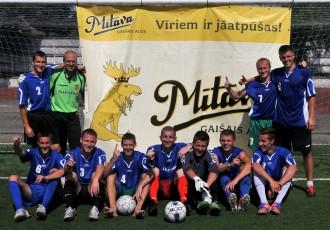 """Foto: Daugavpils ar svelmi sagaida """"Mītava Open"""" turnīra dalībniekus"""
