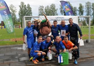 """Foto: Visas komandas  """"Mītava Open 2014"""" finālam Jelgavā zināmas"""