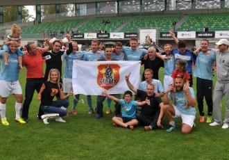 """Foto: Eiropas minifutbola čempionātā """"MiniEURO 2014″, Latviju pārstāvēs komanda """"FK Cerber 02"""""""