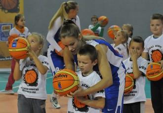 """Foto: """"Basketbols aicina"""" 2014./2015.gada sezonas pirmais sarīkojums Kuldīgā"""