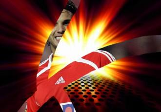 """Konkurss: """"adidas Euro 2012 bildes un rezultāti""""  – 11.kārtas pareizā atbilde Nuno Gomešs"""